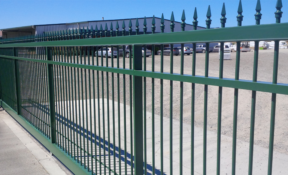 Security Gates by Fenceworks