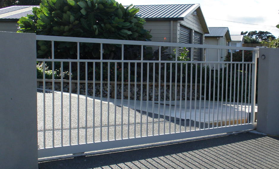 Traditional Gates by Fenceworks